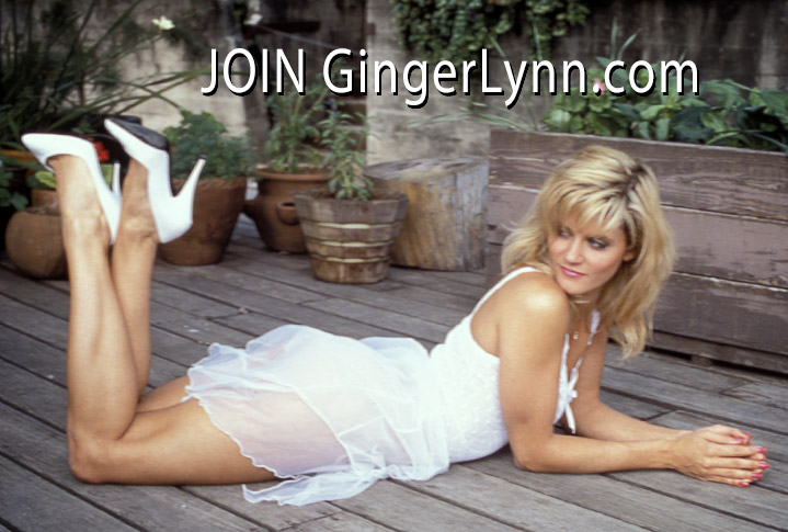 Ginger Lynn Decked Out