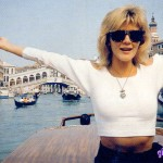 Ginger Lynn Venice Italy vacation Personal